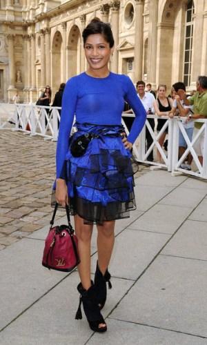 In Louis Vuitton, 2009