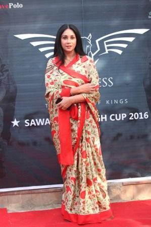Princess Diya Kumari of Jaipur