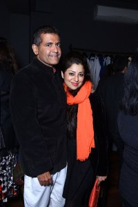 AD and Sabeena Singh