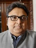 Ashwin Sanghi, Zee Jaipur Literature Festival 2015
