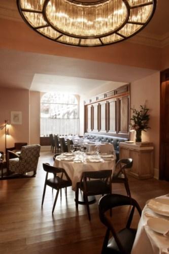 Michelin star restaurant Belcanto