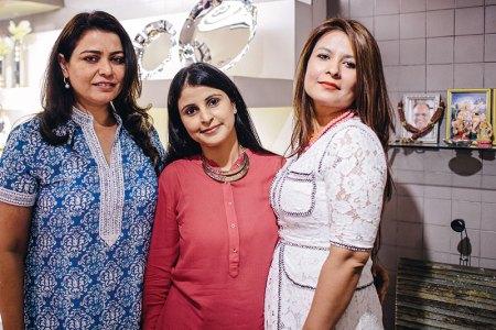 Charu Narain, Divya Goel, Nicky Singh