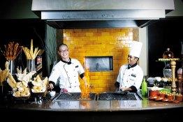 Chef Tia Tong Hong, Chef Yogesh Amin