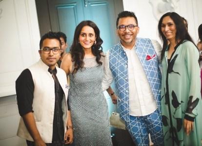 Debarghya Bairagi, Shalini Nopany, Navonil Das, Manju Bangur