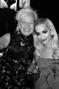 Ellen von Unwerth, Rita Ora