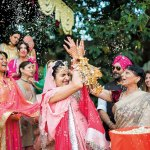 Bridal shower, Joseph Radhik, Silk Inspire 2016