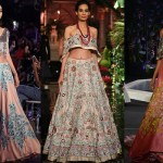 Manish Malhotra gowns, bridal wear, designer bridal notebook, Verve Wedding Diares, ICW 2016, LFW Winter Festive 2016