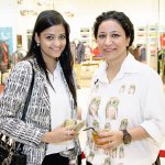Neha Kasliwal Arya, Eina Ahluwalia, official opening of the new Villeroy & Boch store in Kolkata
