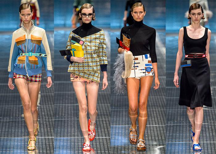 Prada, Milan Fashion Week, Milan Fashion Week SS17, Milan Fashion Week Spring Summer 2017, Fashion,