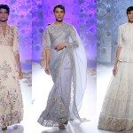 Rahul Mishra, India Couture Week 2016, Runway, Festive, Sari,