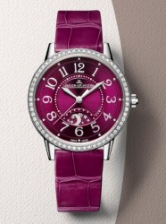 Rendez-Vous Night & Day steel watch with diamonds