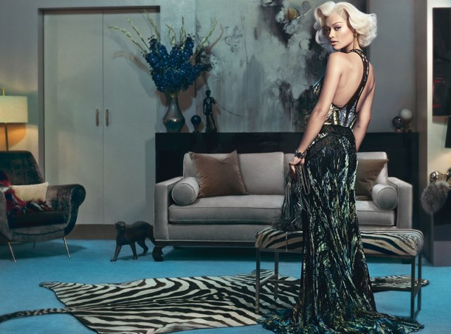 Roberto Cavalli  Fashion AW 2014 campaigns