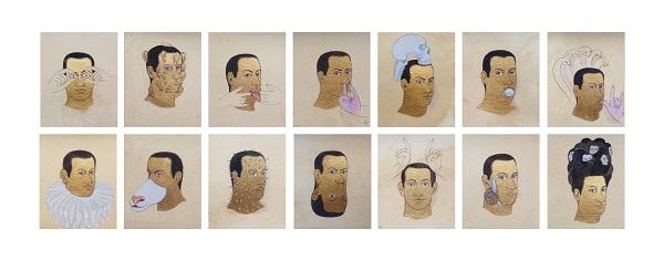 Self-ish portraits