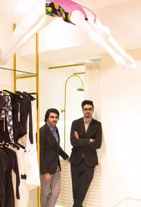 Shivan Bhatiya and Narresh Kukreja