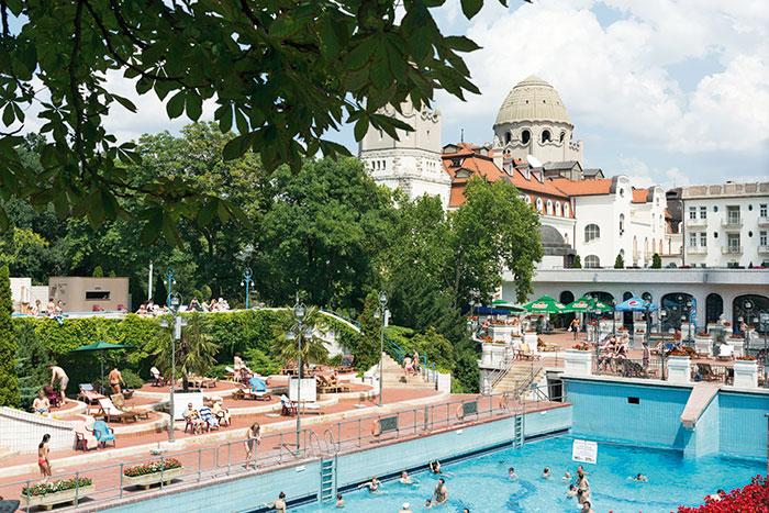 The Gellért Thermal Bath