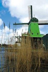 Zaanse Schans: Windmills on the mind