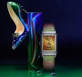 Jaeger-LeCoultre's tryst with Christian Louboutin