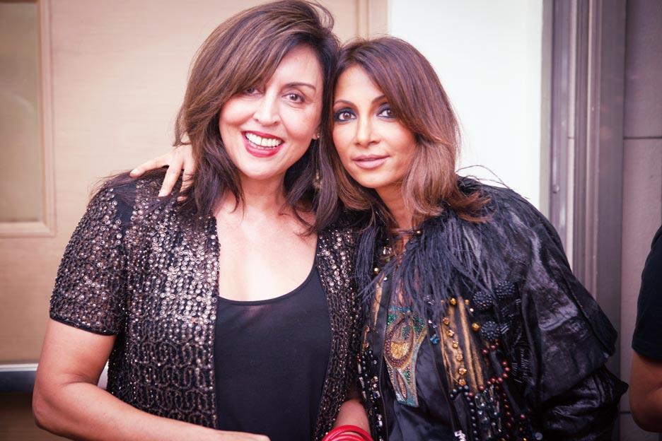 Vinita Chaitanya and Sanchita Ajjampur