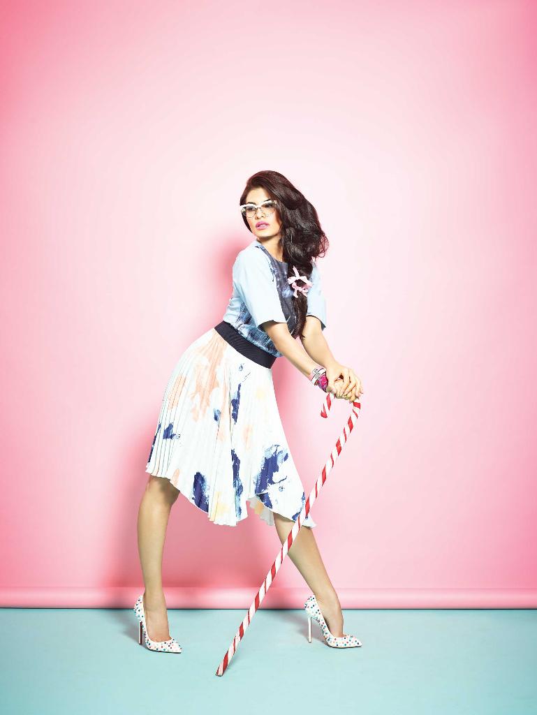 Jacqueline Fernandez for Verve April 2014