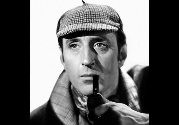 Sherlock Holmes: Basil Rathbone