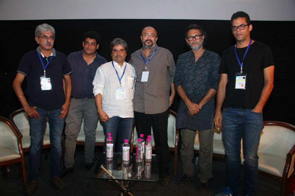 MAMI 2014, MAMI Film Festival, Panel Discussion