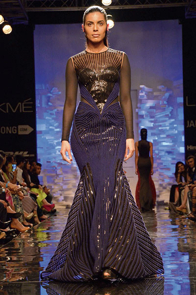 Amit Aggarwal, Lakme Fashion Week 2014