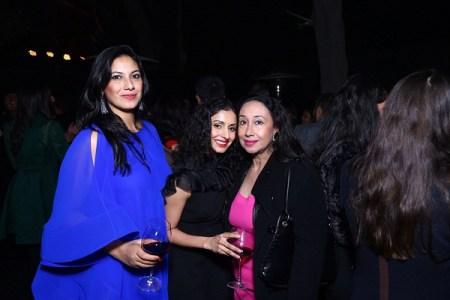 Fatima Karan, Gauri Karan, Saba Ali Khan