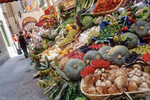 Lugano: local produce