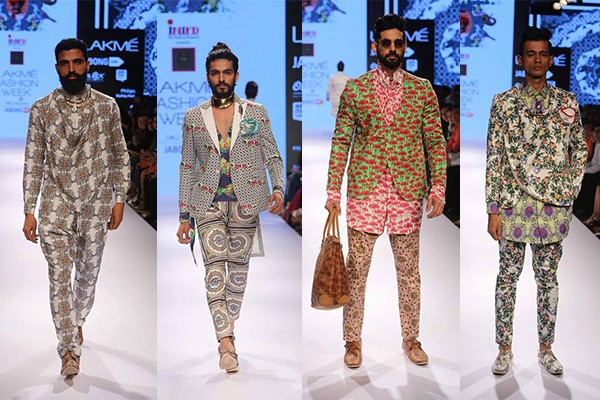 Ajay Kumar Gen Next Show Lakme Fashion Week Winter Festive 2015