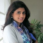Ashika Mehta, Gauri and Mohan Pohoomul's daughter, Apne Aap Women's Collective (AAWC)