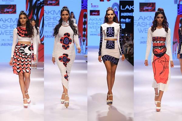 Jebin Johny Gen Next Show Lakme Fashion Week Winter Festive 2015