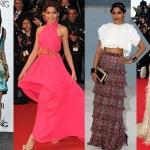 Freida Pinto, Hollywood, Actress, Ambassador, Indian, style evolution, fashion