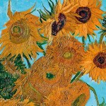 Vincent Van Gogh, Sunflowers, Les Tournesols