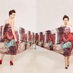 Kalki Koechlin The Human Canvas Jatin Kampani actress bollywood French Indian collaboration