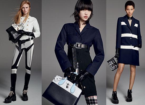 Louis Vuitton, Women's Pre-Fall 2016 collection