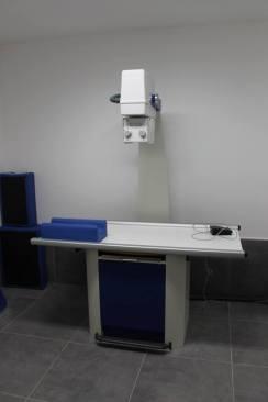 Appareil de radiographie numérique