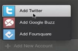 Tweetdeck missing 4square