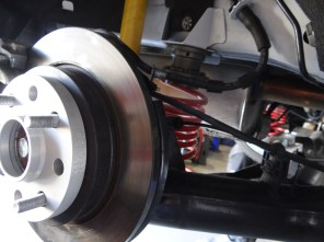 Ford Fiesta ST with 15mm H&R TRAK Wheel Spacers