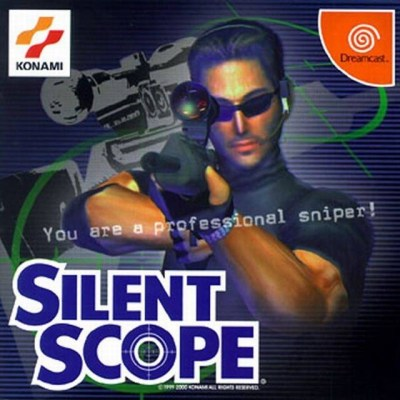 Silent Scope for Sega Dreamcast - Sales, Wiki, Release Dates, Review, Cheats, Walkthrough