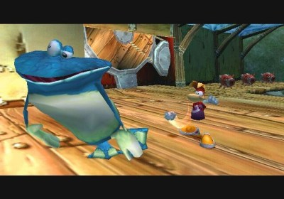 Rayman 3: Hoodlum for PlayStation 2 - Screenshots
