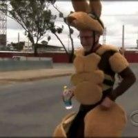 Amazing Race: Slow Down Kangaroo Jack