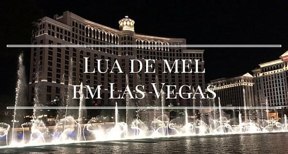 Mini lua de mel em Las Vegas