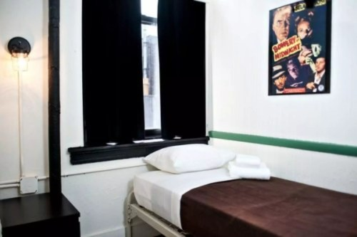 New york dormire low cost bowery house for Dormire a manhattan