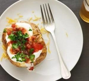 The Baked Potatoe Shop, mangiare low cost a Edimburgo