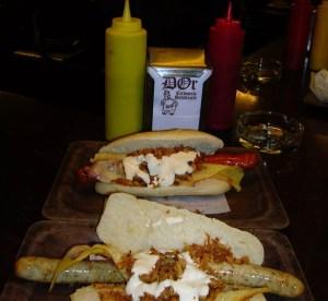 Salsitxeria D'Or a Barcellona, dove mangiare