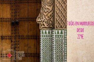 7 días en marruecos oferta