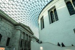 Estructura del British Museum