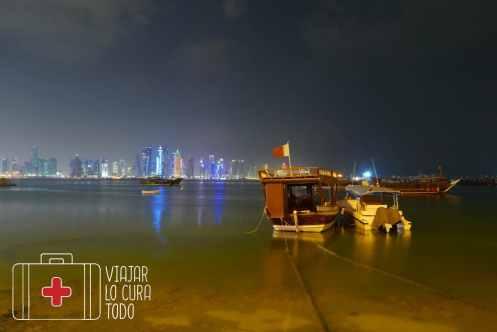 Doha de noche
