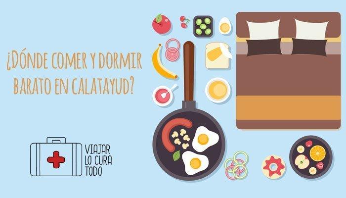 Dónde comer barato en Calatayud