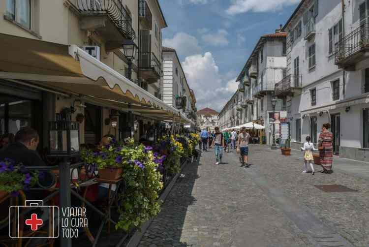 Calle Principal de Venaria